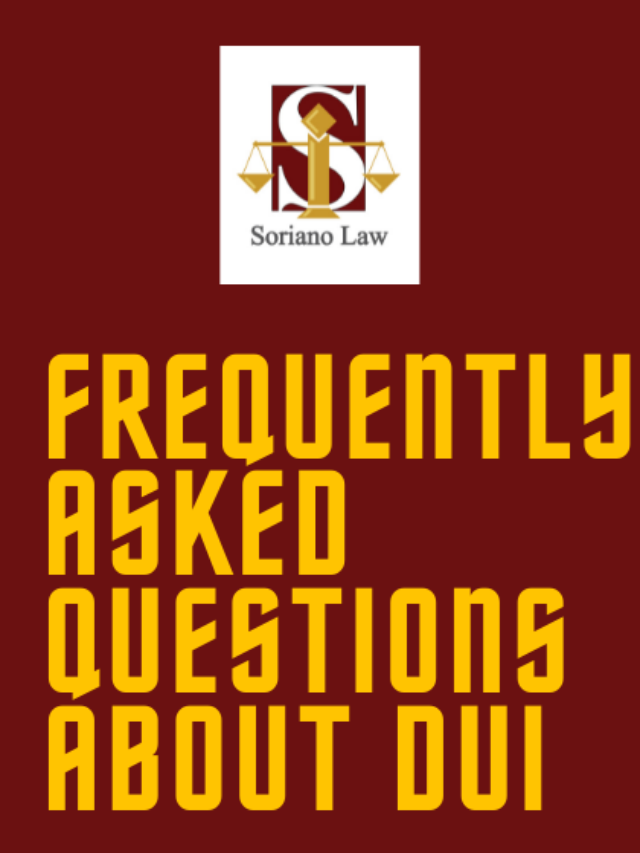 TOP FAQS ABOUT DUI IN WASHINGTON STATE IN 2021